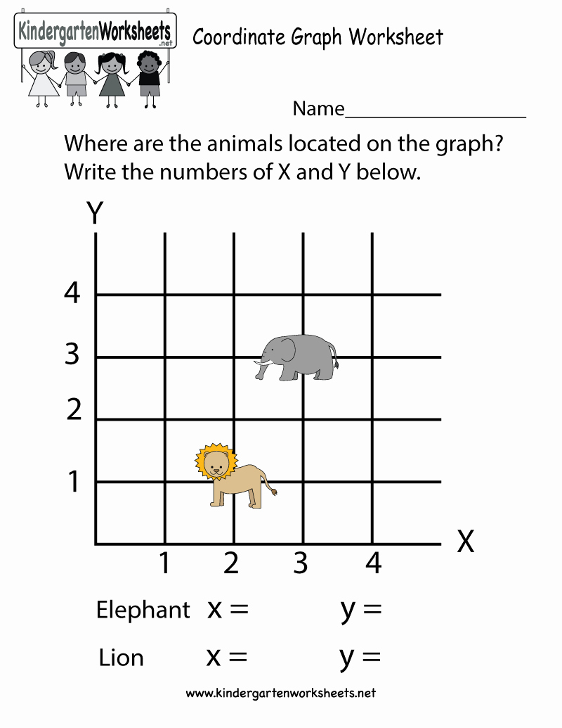 Coordinate Pictures Worksheet New Free Printable Coordinate Graphing Worksheets
