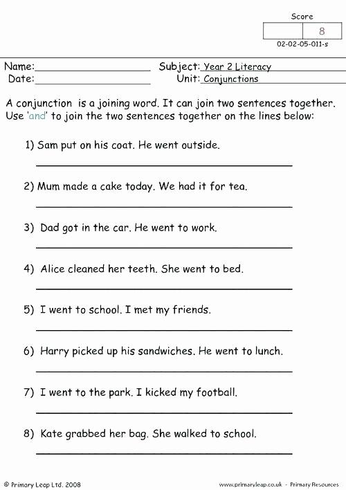 Correlative Conjunctions Worksheet 5th Grade New Correlative Conjunctions Worksheet 5th Grade Correlative