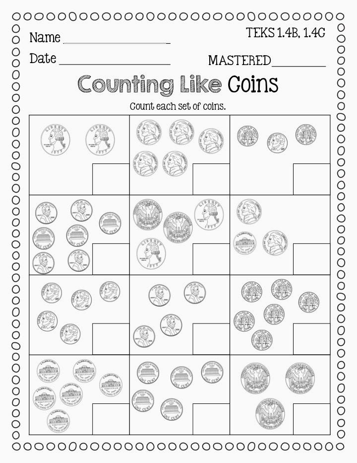 Counting Coins Worksheets First Grade Fresh Flying High In First Grade Finishing Up Money Freebie