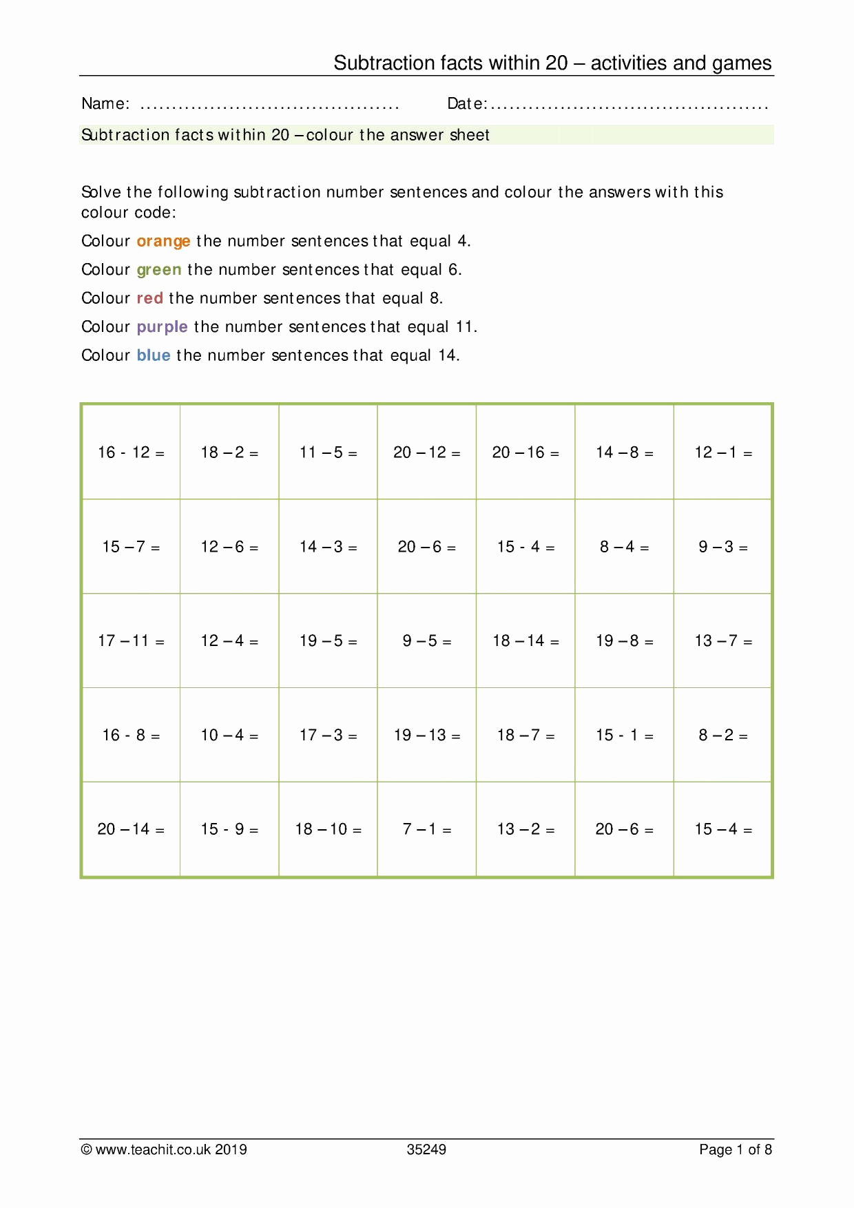 Cracking the Code Math Worksheets Lovely 20 Crack the Code Math Worksheets