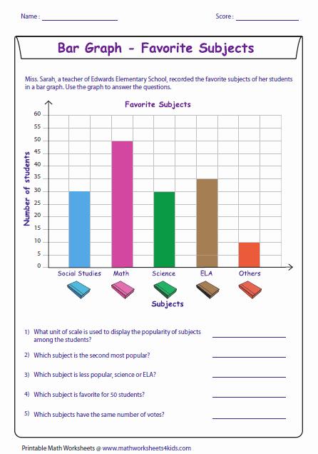 Creating Bar Graph Worksheets Awesome Bar Graph Worksheets