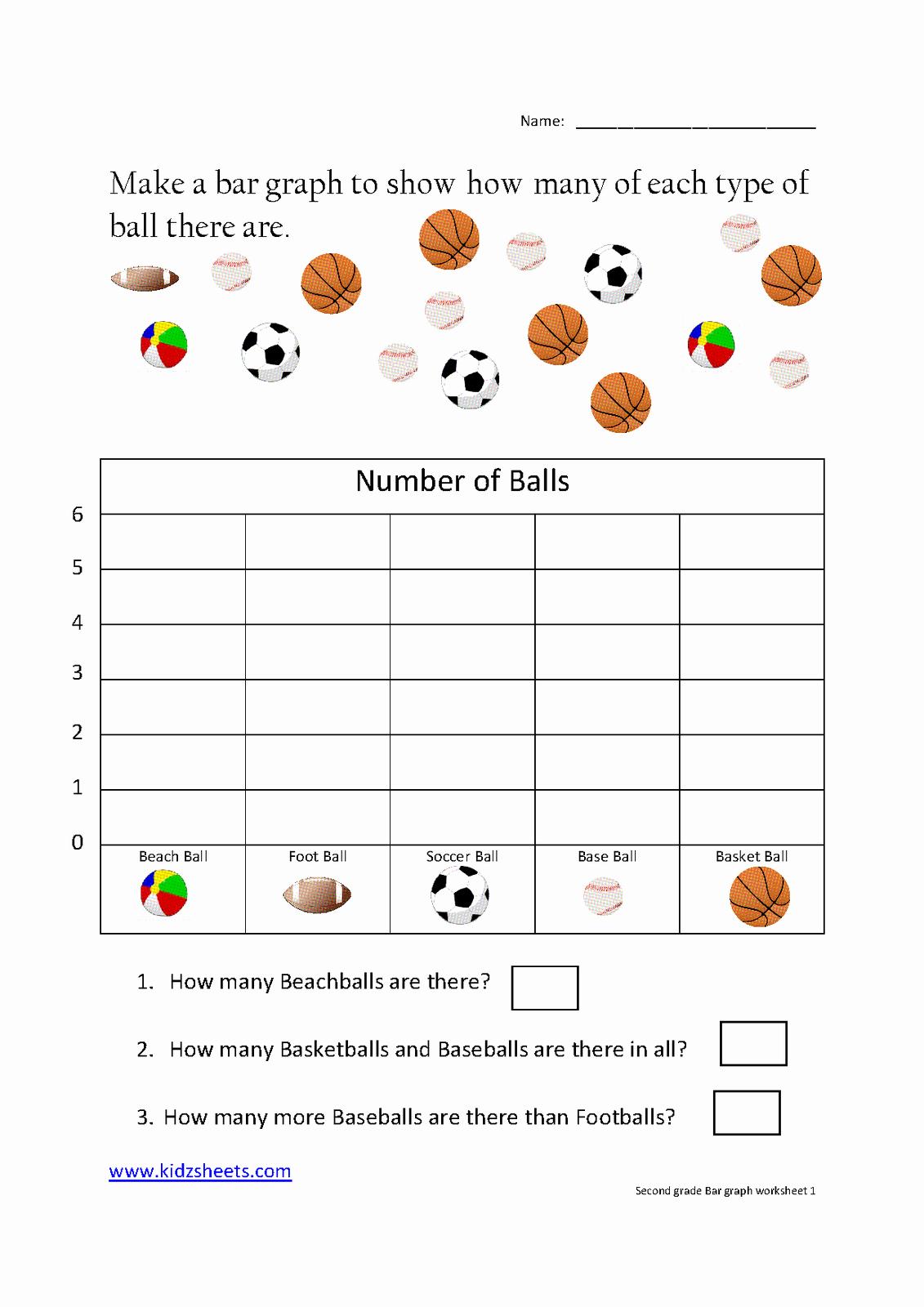 Creating Bar Graph Worksheets New Second Grade Bar Graph