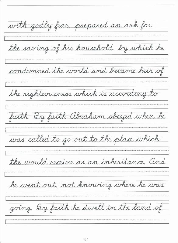 Cursive Alphabet Worksheets Pdf Awesome 29 Cursive Writing Worksheets for Adults Pdf English