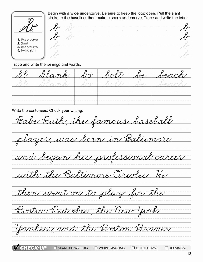 Cursive Sentences Worksheets Printable Awesome 12 Best Of Cursive Letter P Handwriting Practice