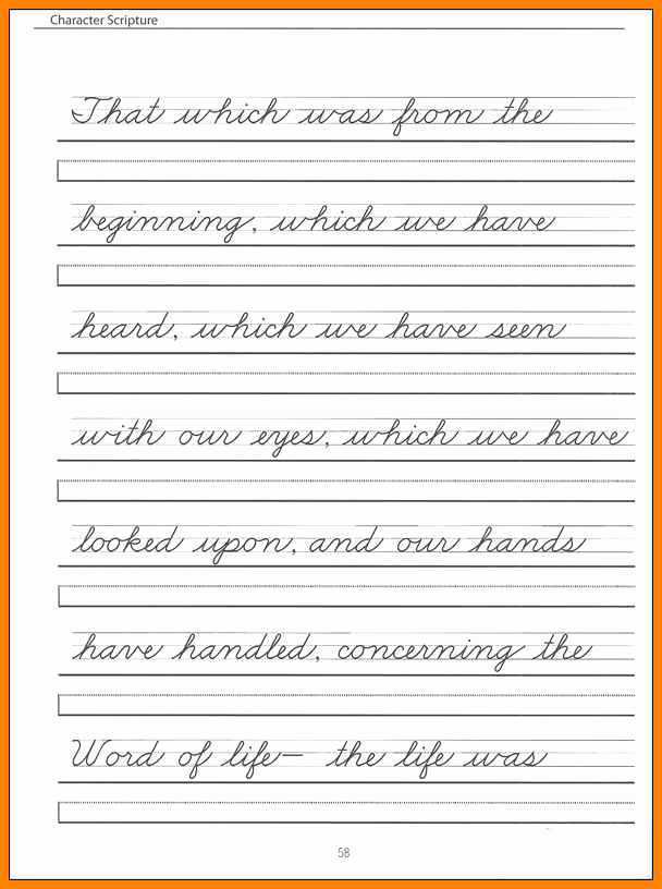 Cursive Sentences Worksheets Printable Inspirational 70 Cursive Worksheets for Handwriting Practice