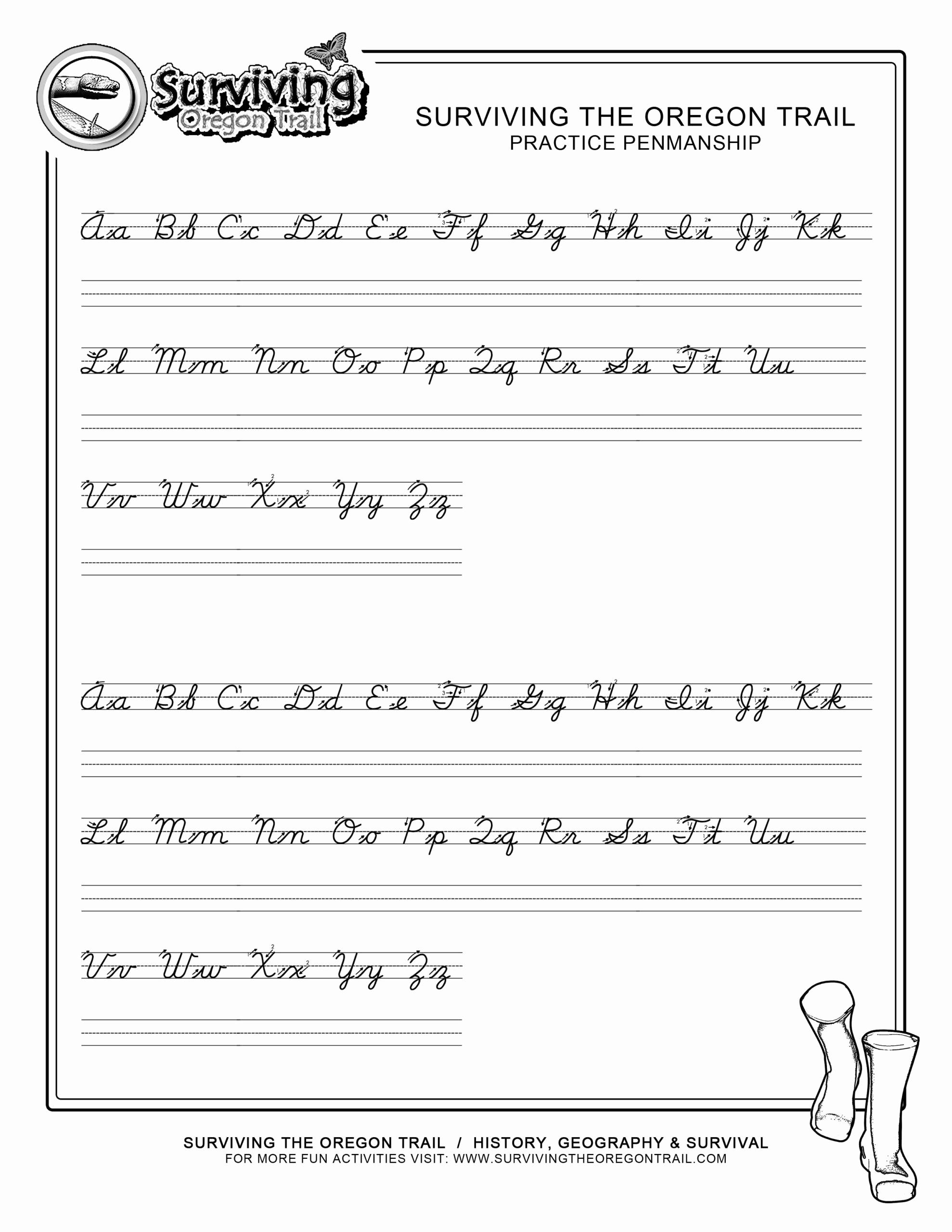 Cursive Sentences Worksheets Printable Inspirational Alphabet Cursive Worksheets Free Printable
