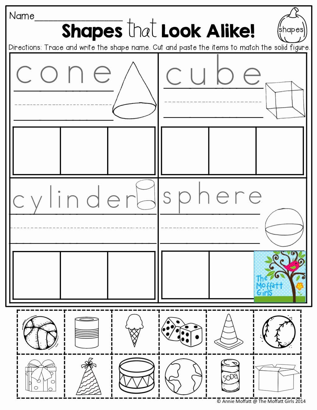 Cut and Paste Worksheets Free Lovely Teach Child How to Read Free Cut and Paste sorting