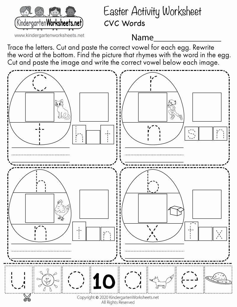 Cvc Worksheets Pdf Beautiful Cvc Tracing Worksheets Pdf