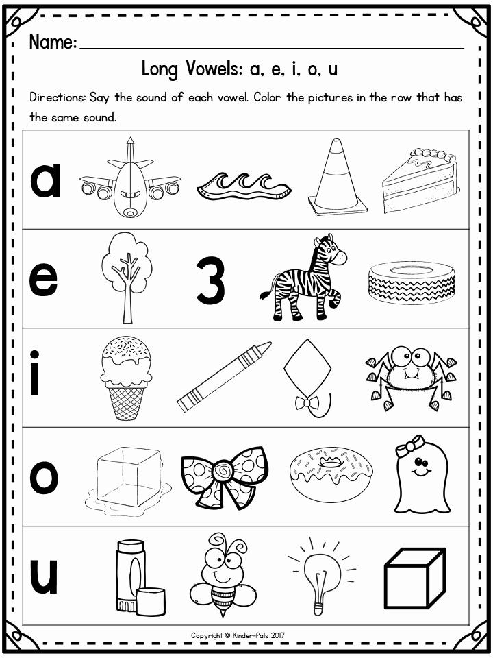 Cvc Worksheets Pdf Inspirational Cvc and Cvce Worksheets From Kinder Pals
