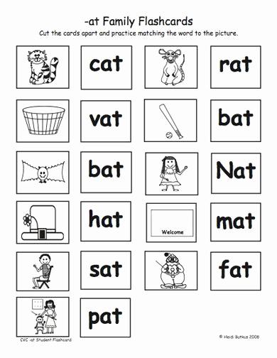 Cvc Worksheets Pdf Luxury Homework Binders for Pre K Kindergarten & First Grade