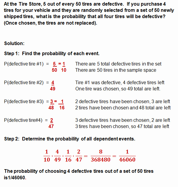 Dependent Probability Worksheets Beautiful Pound Probability Worksheet