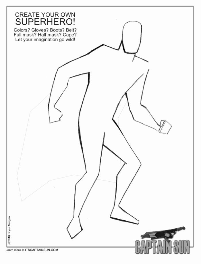 Design Your Own Superhero Worksheet Elegant Create A Superhero Worksheets