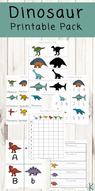 Dinosaur Worksheets for Kindergarten Elegant Free Dinosaur Printables