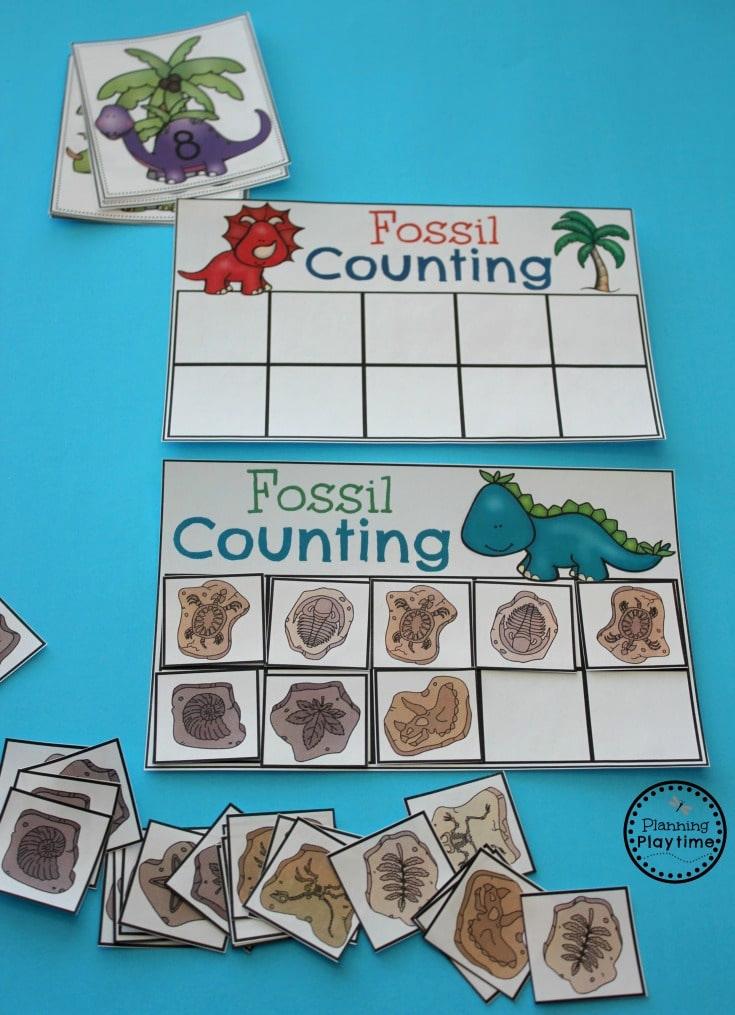 Dinosaur Worksheets for Kindergarten New Dinosaur Preschool theme Planning Playtime