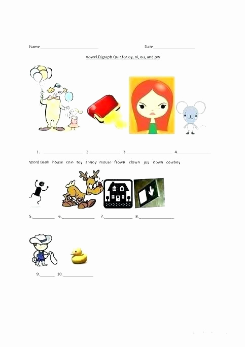 Diphthong Oi Oy Worksheets Beautiful 25 Diphthong Oi Oy Worksheets