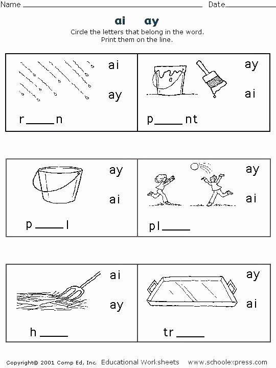 Diphthong Oi Oy Worksheets Elegant 27 Diphthongs Oi Oy