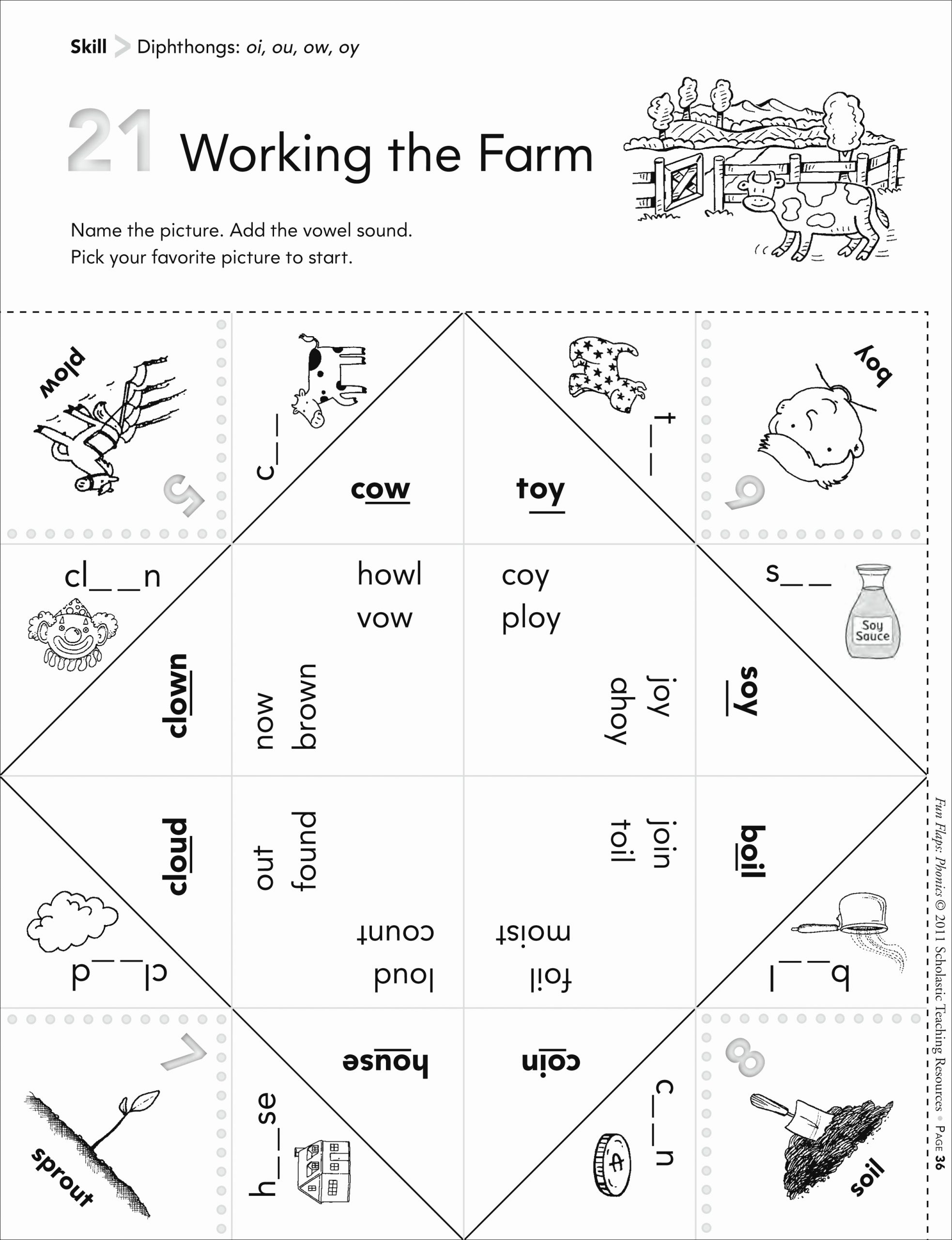 Diphthong Oi Oy Worksheets Inspirational 14 Best Of Phonics Oi and Oy Worksheets Oy and Oi