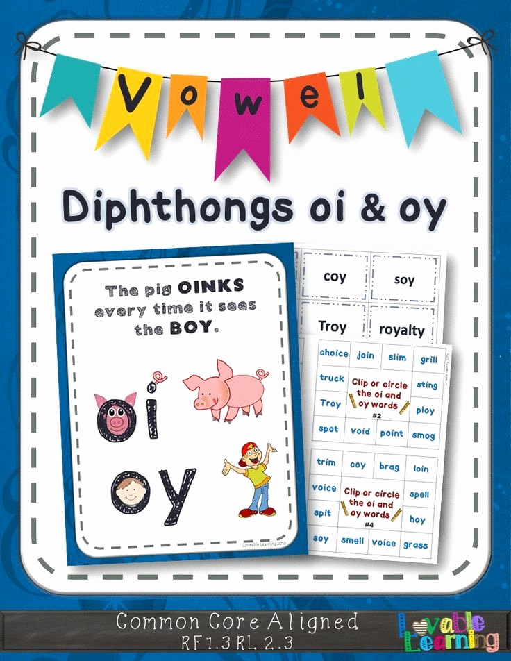 Diphthong Oi Oy Worksheets Lovely 25 Diphthong Oi Oy Worksheets