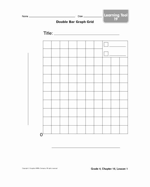 Double Bar Graphs Worksheet Best Of Double Bar Graph Lesson Plans & Worksheets