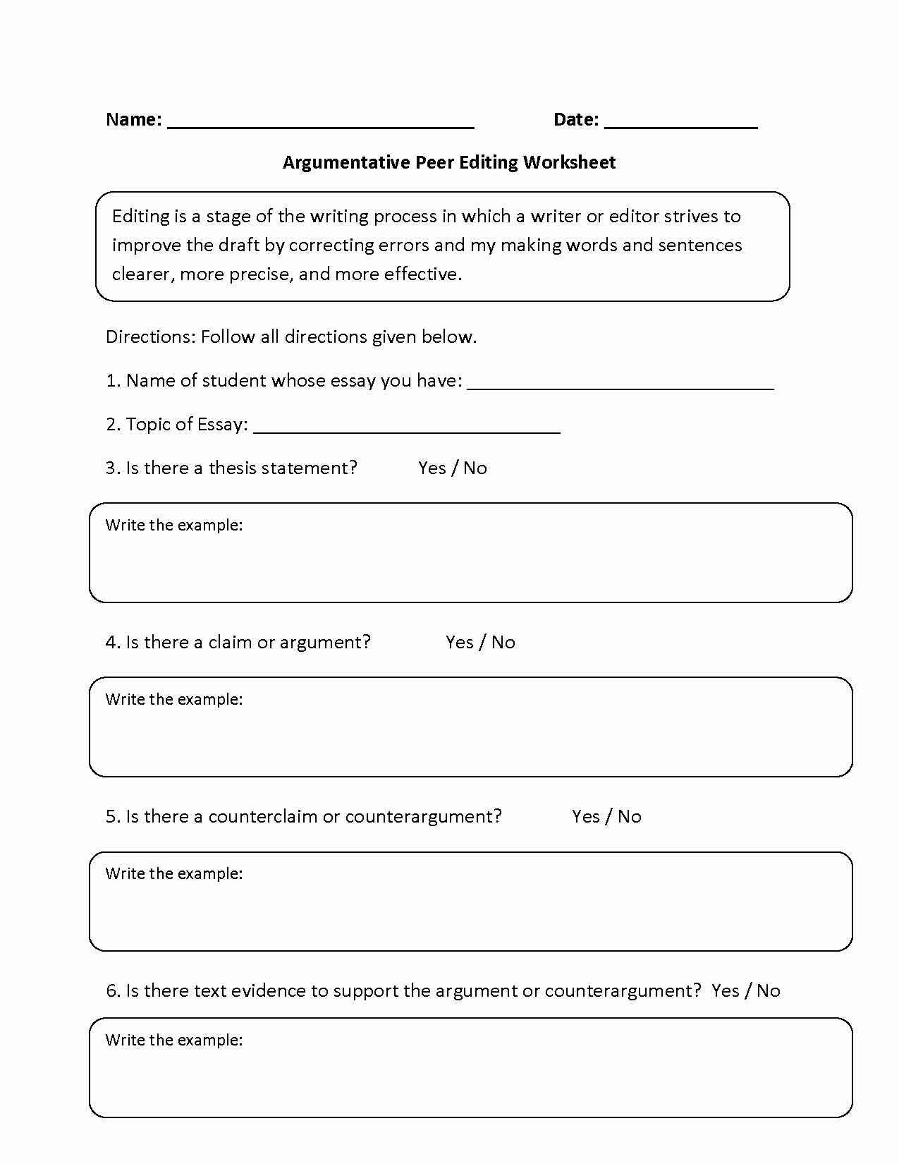 Editing and Proofreading Worksheets Lovely Editing and Proofreading Worksheets High School