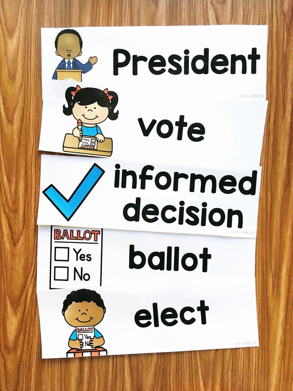 Election Day Worksheets Luxury Election Day Activities for Kinder