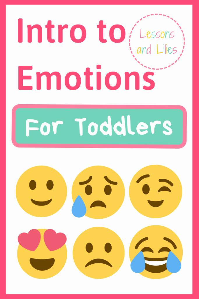 Emotions Worksheets for Preschoolers Lovely Emotions tot School Weekly Recap In 2020