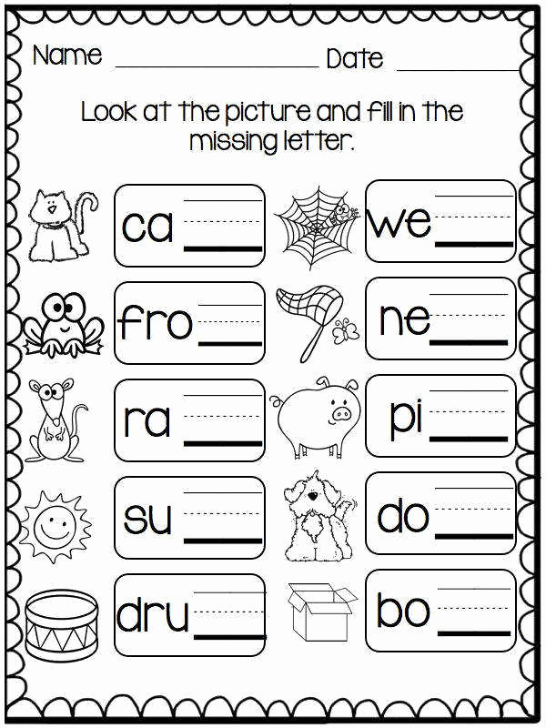 Ending sound Worksheets Free Fresh Ending sounds Worksheets