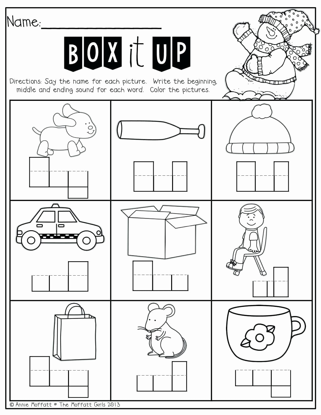 Ending sound Worksheets Free Inspirational Ending sounds Worksheets Pdf