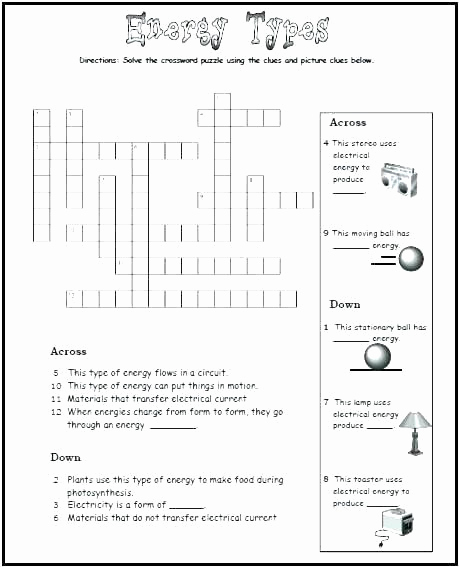 Energy 4th Grade Worksheets New Energy 4th Grade Worksheets Grade Science Worksheet force