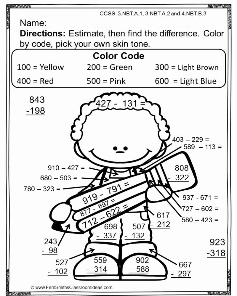 Estimation Worksheets for 3rd Grade Luxury 3rd Grade Spelling Worksheets