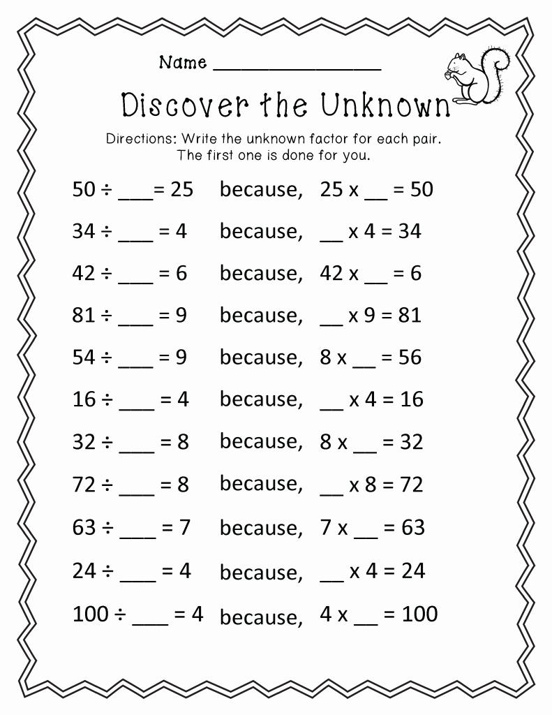 Estimation Worksheets for 3rd Grade New 3rd Grade Math Worksheets Best Coloring Pages for Kids