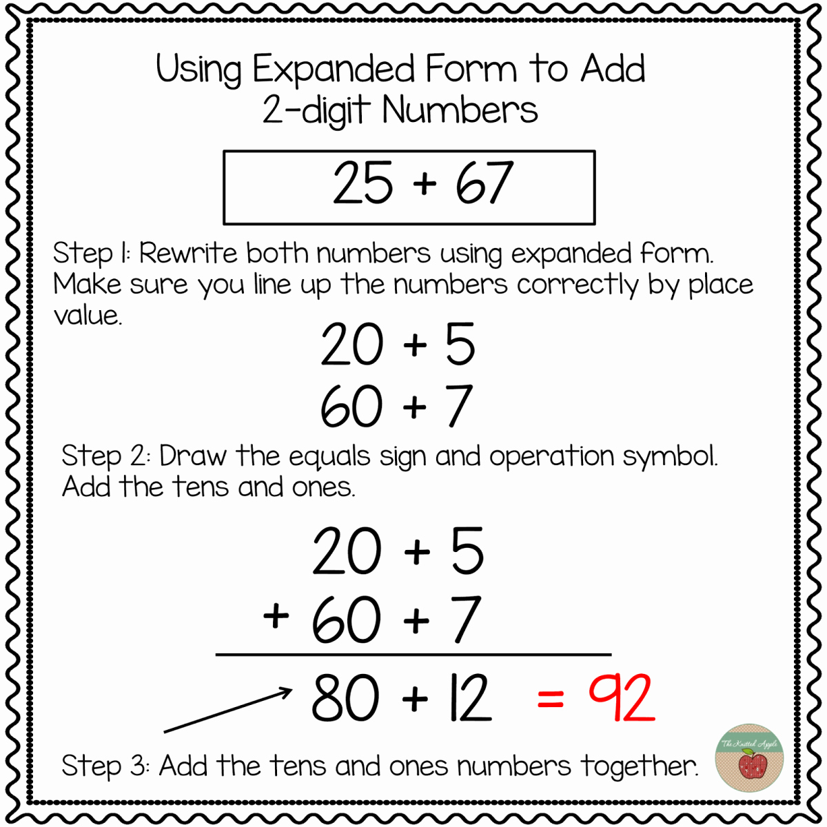 Expanded Notation Worksheets Best Of Expanded Notation Addition Worksheets