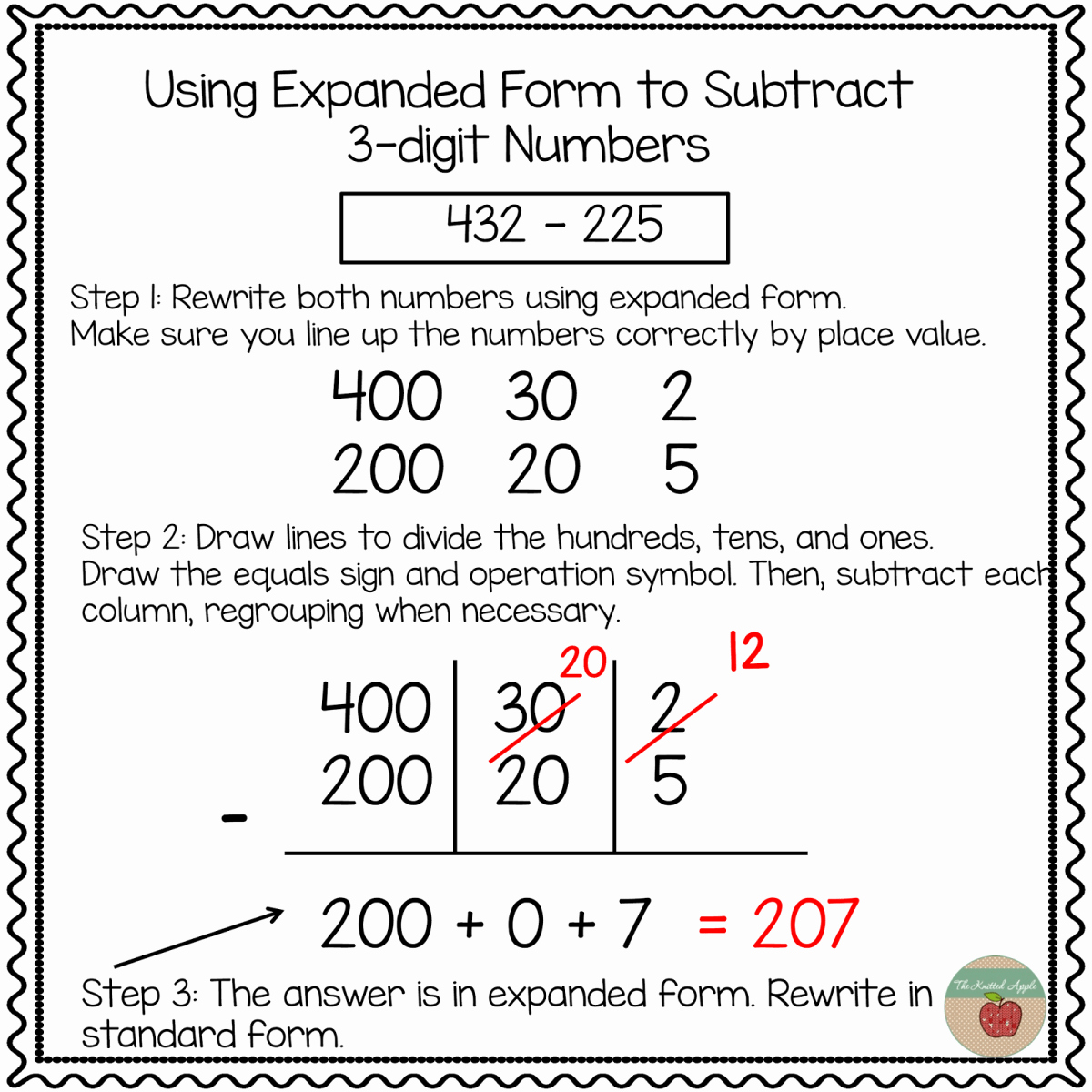 Expanded Notation Worksheets Lovely Expanded Notation Addition Worksheets