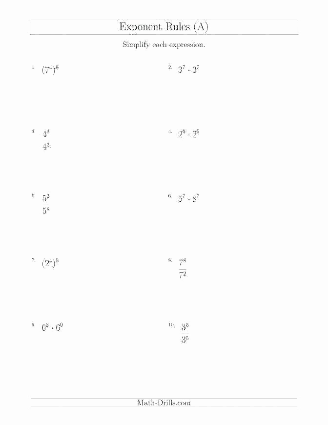 Exponents Worksheets 6th Grade Pdf Best Of Exponents Worksheets 6th Grade Pdf Exponents Worksheets