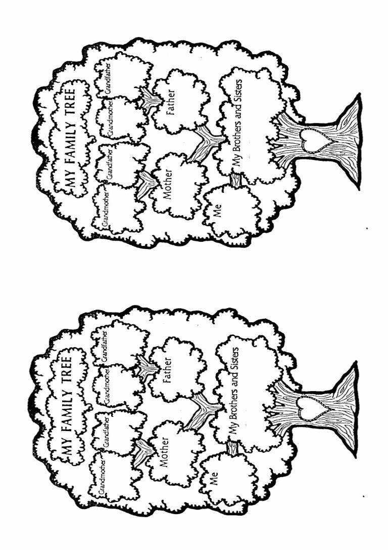 Family Tree Worksheets for Kids Elegant Worksheet Family Tree