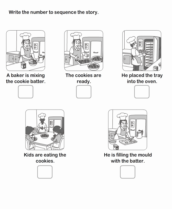 First Grade Sequencing Worksheets Awesome New 106 First Grade Sequencing Worksheet