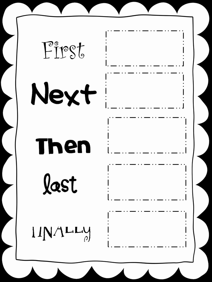 First Grade Sequencing Worksheets Inspirational Sequencing Worksheets for 1st Grade In 2020