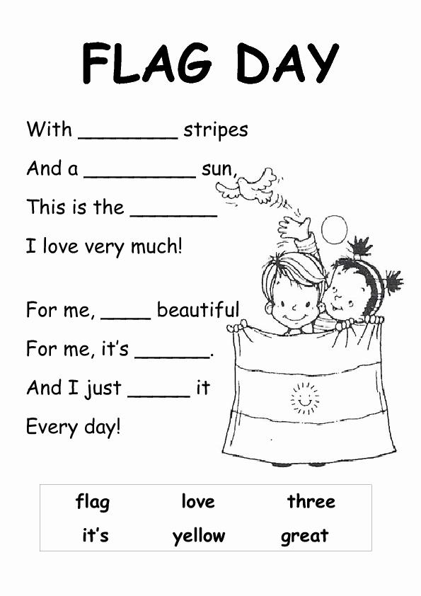 Flag Day Reading Comprehension Worksheets Lovely 46 Free General Worksheets