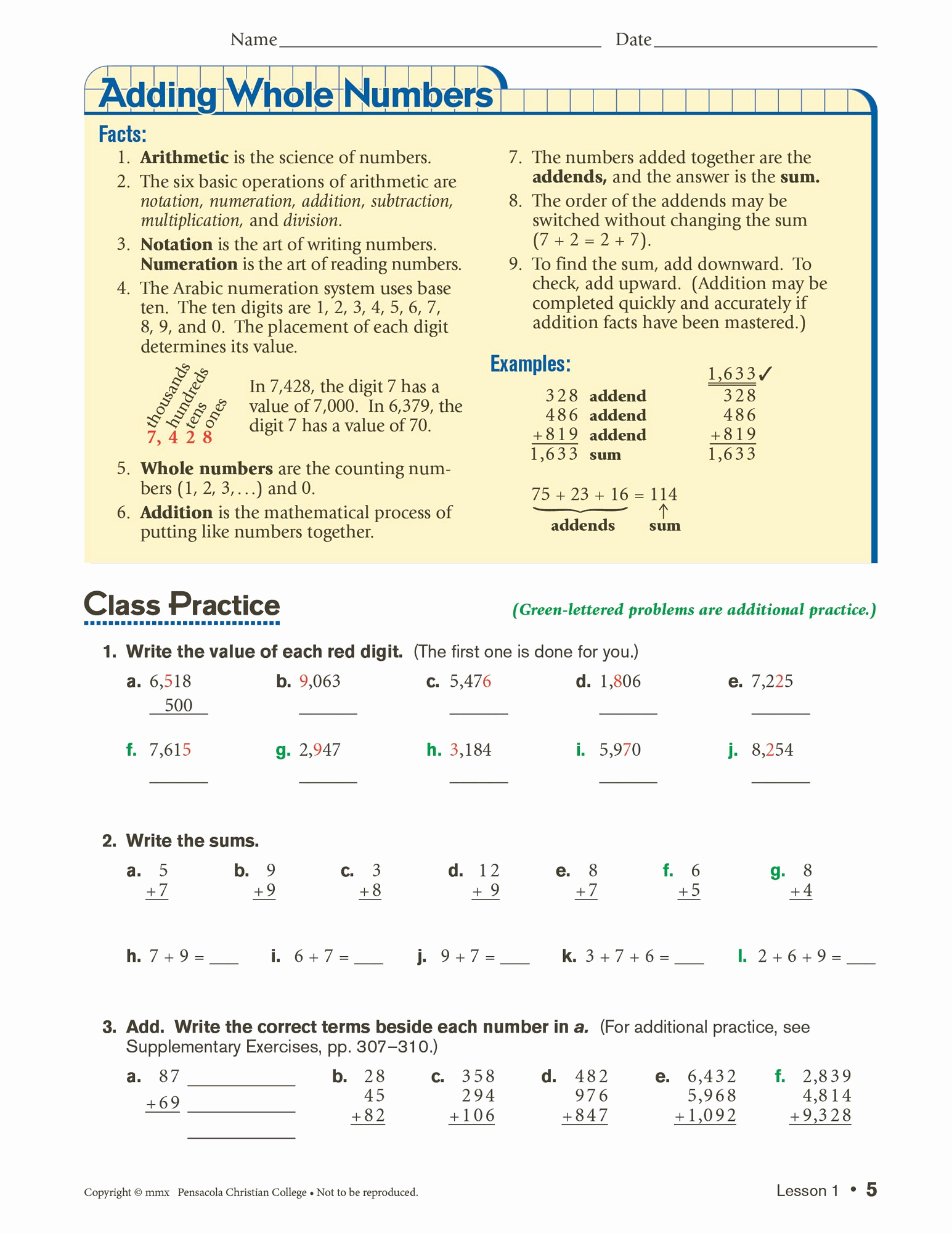 Free 6th Grade Science Worksheets Lovely Abeka 6th Grade Science