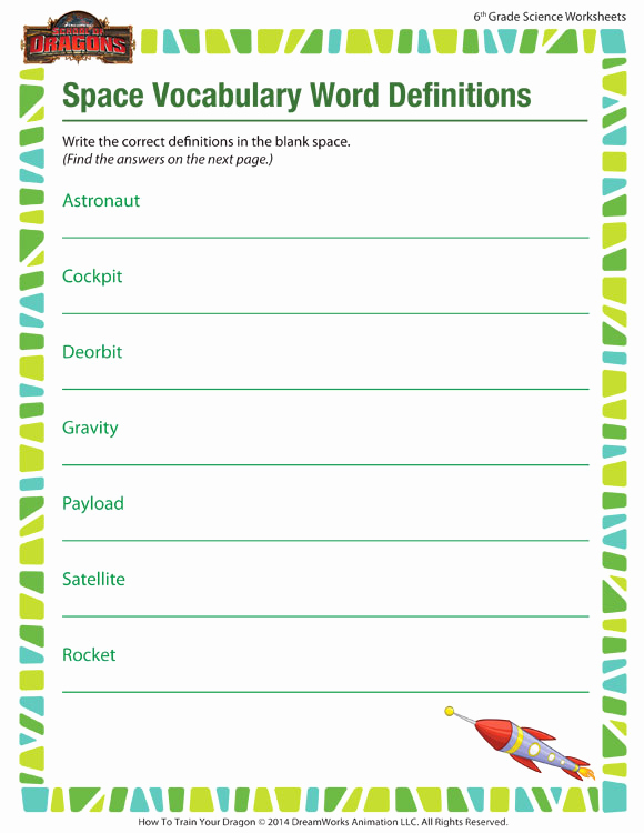 Free 6th Grade Science Worksheets Lovely Sly 6th Grade Science Printable Worksheets
