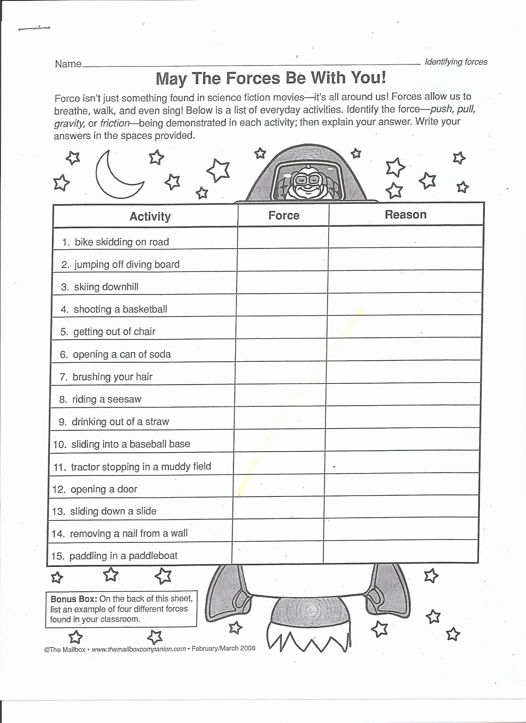 Free 8th Grade Science Worksheets Fresh 20 8th Grade Science Worksheets