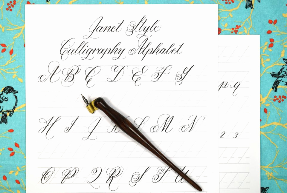 Free Calligraphy Worksheets Printable Best Of A List Of Tpk S Free Printable Calligraphy Practice Sheets