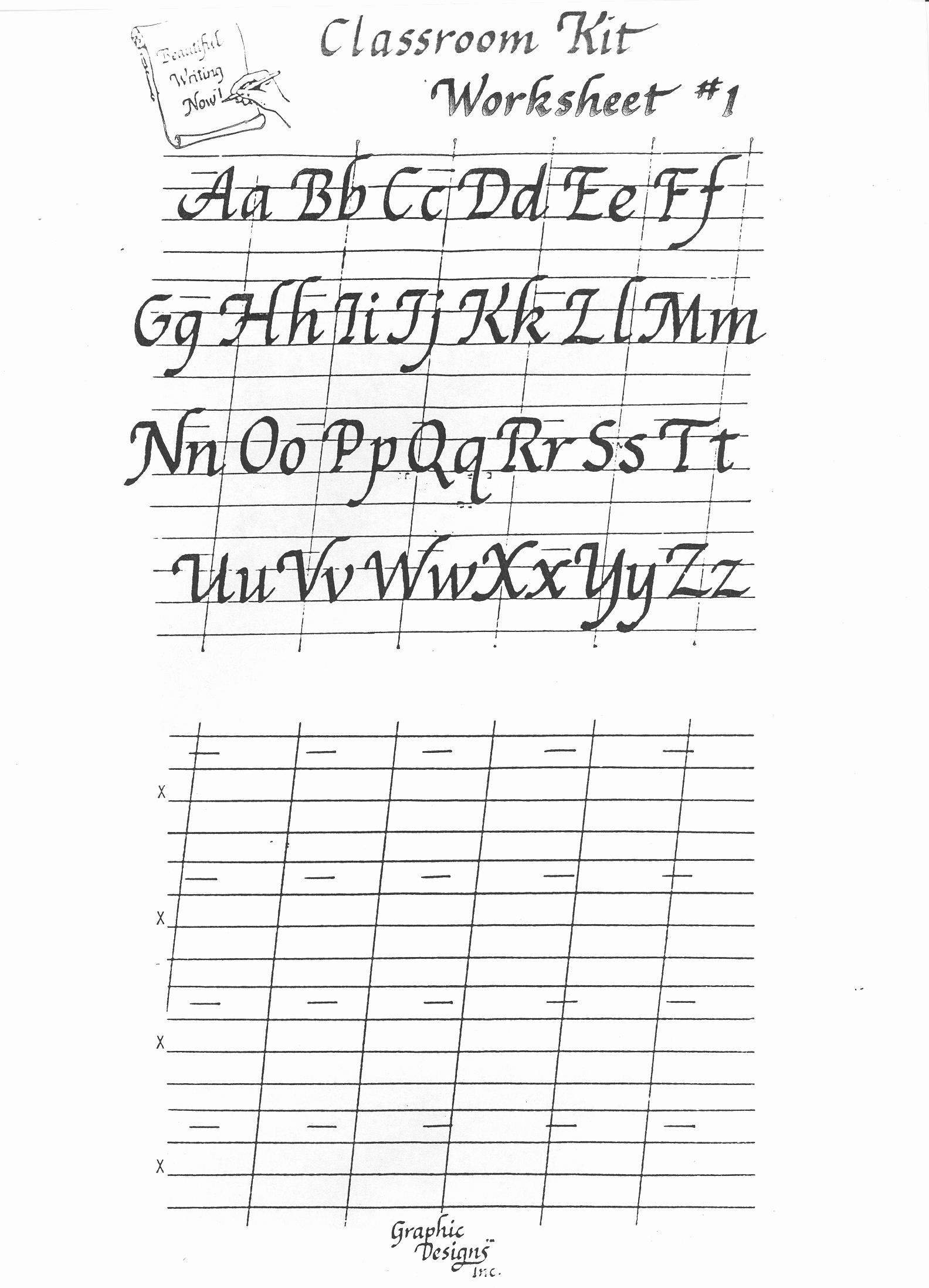 Free Calligraphy Worksheets Printable Lovely 7 Best Of Calligraphy Worksheets Printable