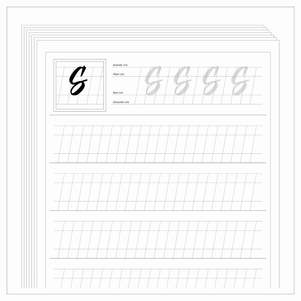 Free Calligraphy Worksheets Printable Lovely Free Calligraphy Worksheets Printable Google Zoeken