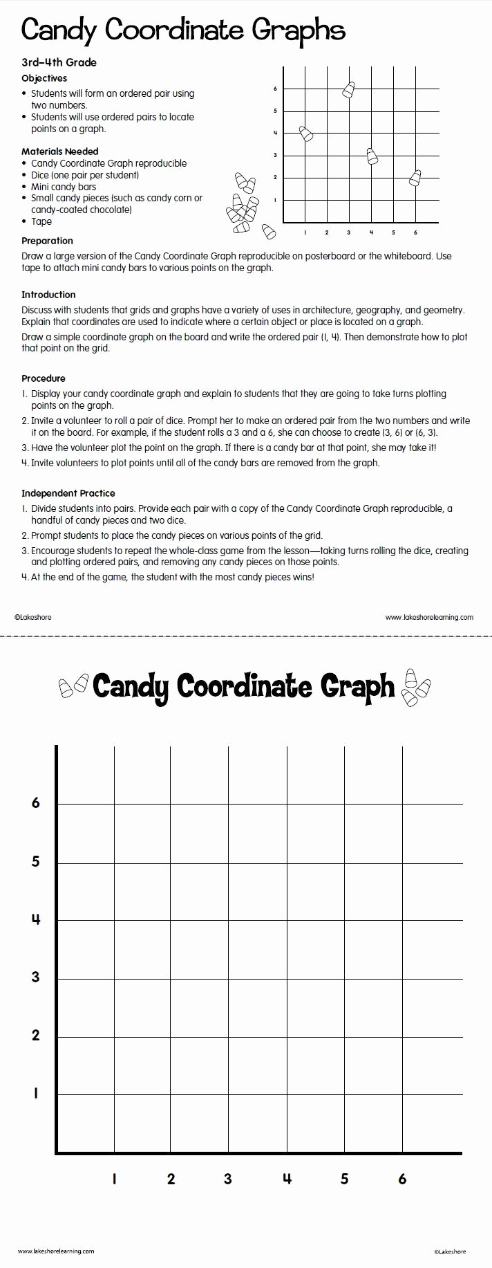 Free Coordinate Graphing Worksheets Awesome 2 Coordinate Graph Worksheet Candy Coordinate Graphs