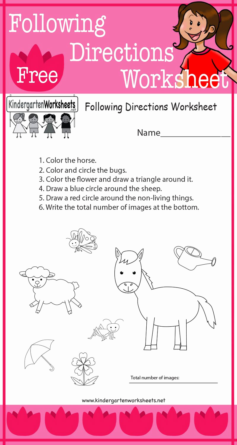 Free Kindergarten social Studies Worksheets Awesome This Worksheet is A Great Way for Children to Practice
