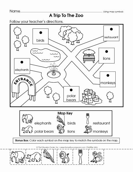 Free Kindergarten social Studies Worksheets New Placeholder