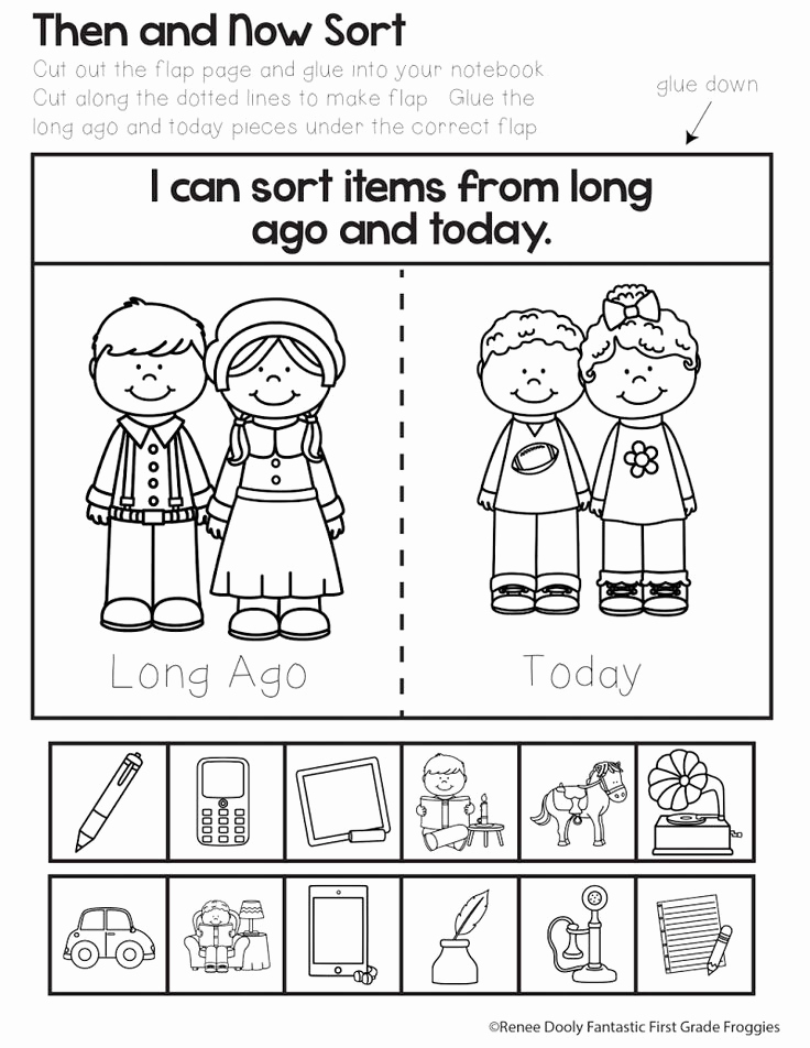 Free Kindergarten social Studies Worksheets Unique 16 Best Kindergarten social Stu S Needs and Wants
