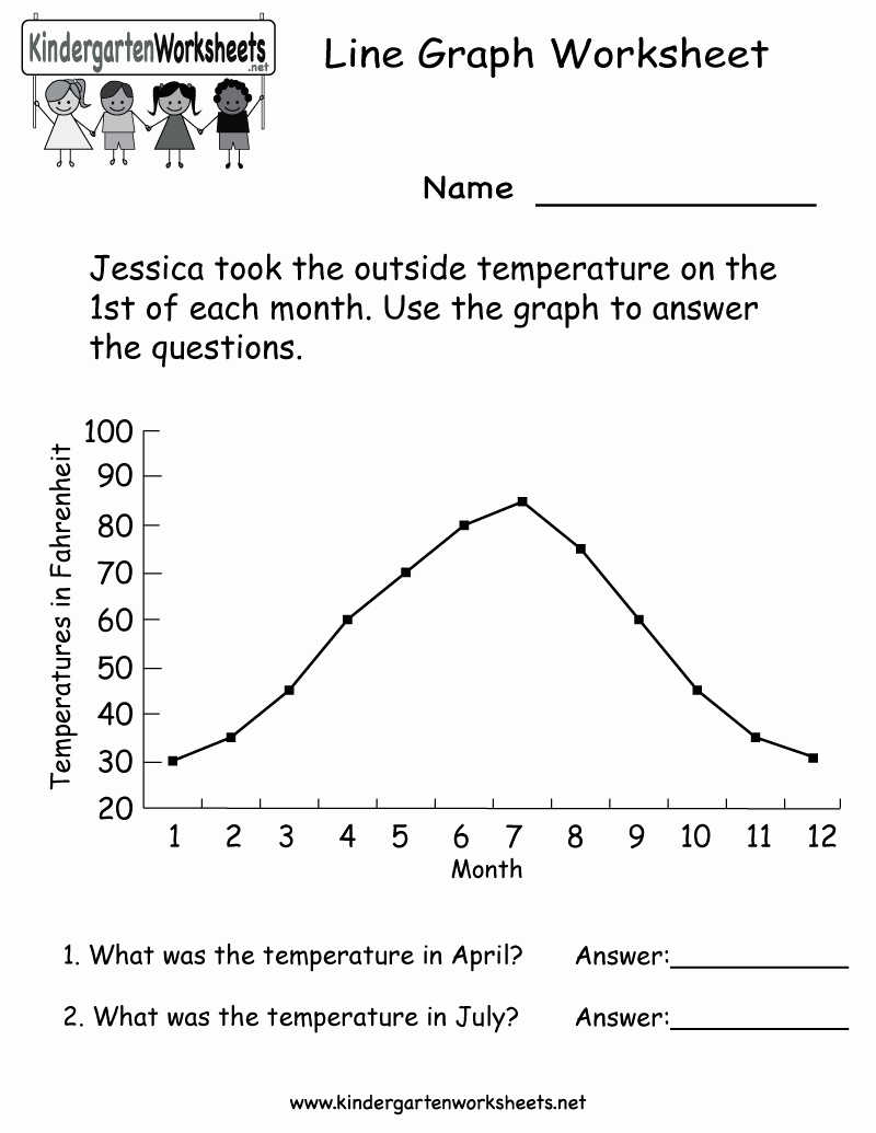 Free Line Graph Worksheets Lovely 5 Best Of Free Printable Worksheets Line Plot
