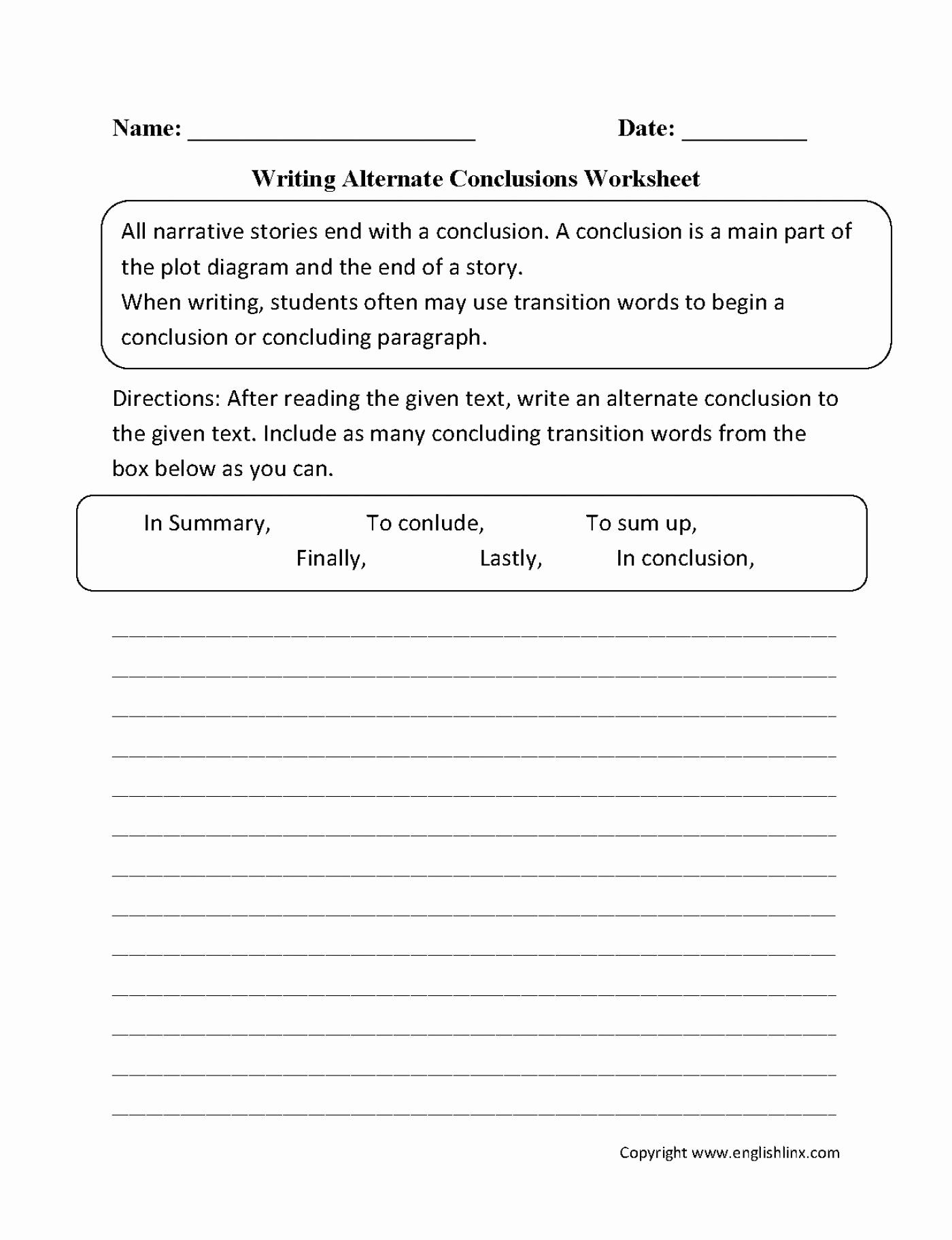 Free Paragraph Writing Worksheets Beautiful 5th Grade Paragraph Writing Worksheets